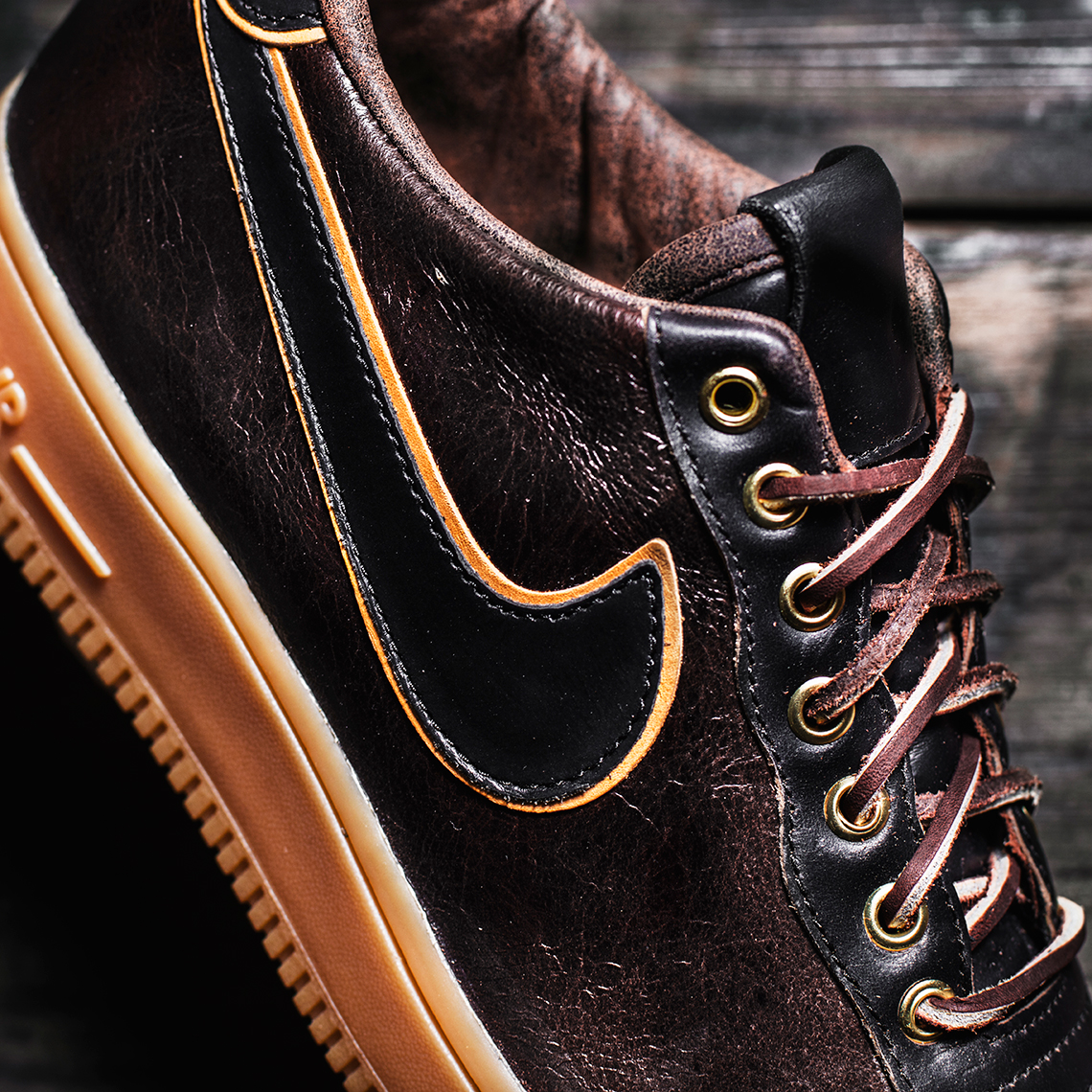 Details about Jack Daniels Nike Air Force 1's