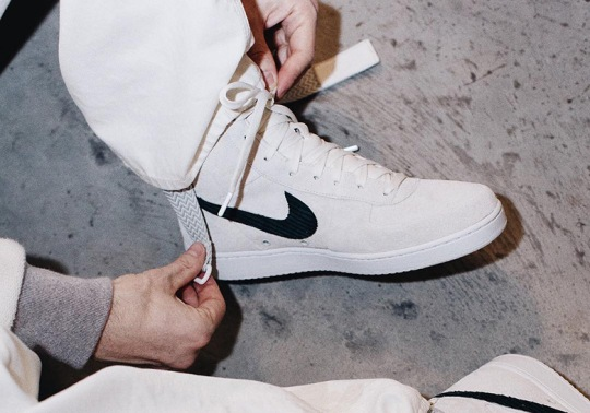 John Elliott Previews Two New Nike Vandal Collaborations At NYFW