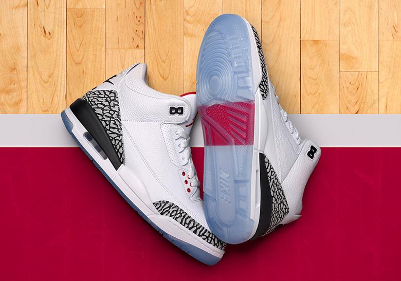 Vente en ligne Air Jordan 3 Ligne Ebay Lancer Franc Achat classique sortie profiter meilleur pas cher jeu avec mastercard dDqaxima