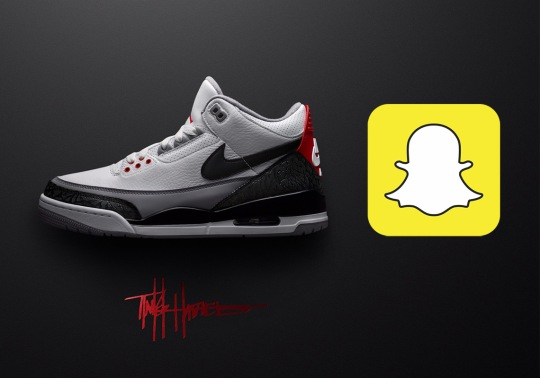 Why You Should Expect More Surprise Sneaker Releases On Snapchat And Other Social Media