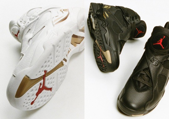 The OVO Store Opens Raffles For Air Jordan 8 Collaboration