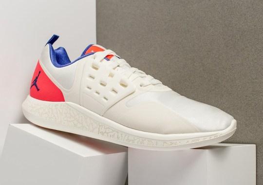 "Jordan Releases Its Own ""Ultramarine"" Colorway Of The Grind Training Shoe"