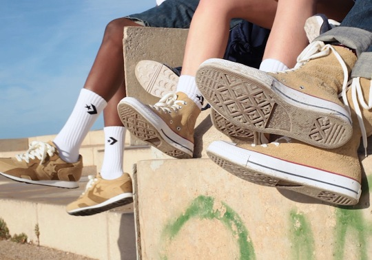 JW Anderson And Converse Continue Partnership With Simply_Complex Collection