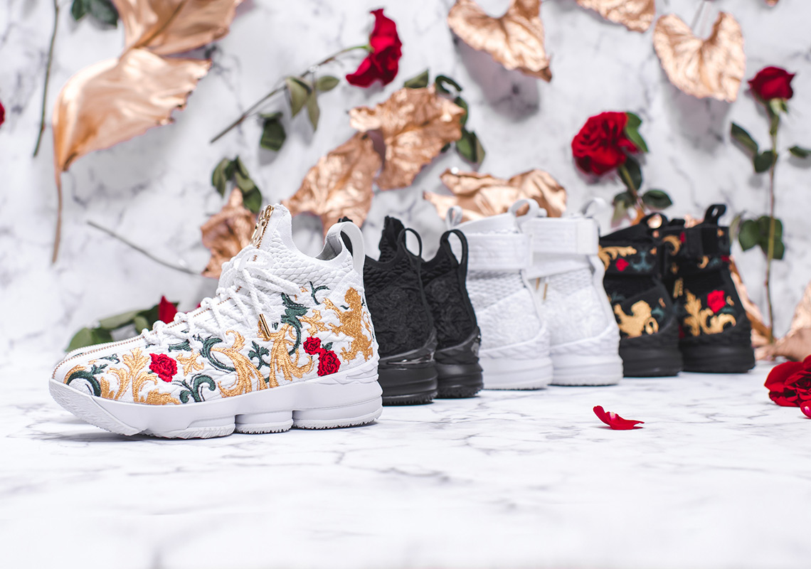 9bd4d409b7c0 KITH Nike LeBron 15 LA City Of Angels Release Info