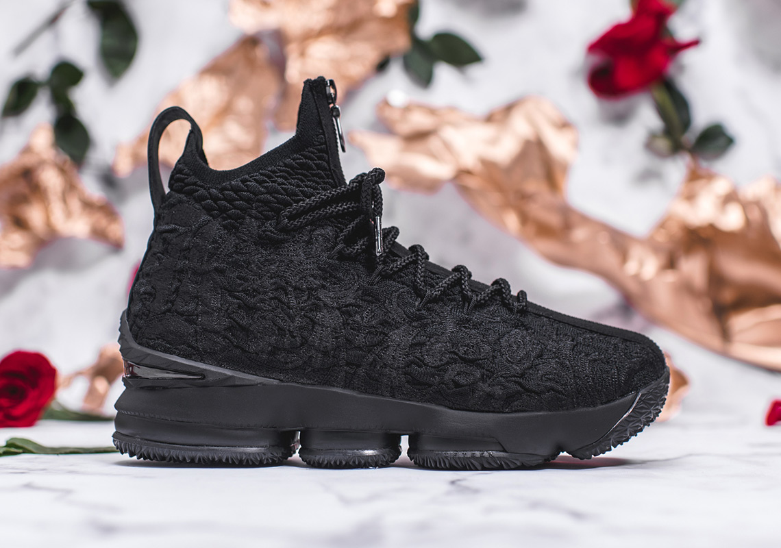 "fce429dd4548 KITH x Nike LeBron 15 Performance ""Suit Of Armor"" Release Date  February  16-17th"