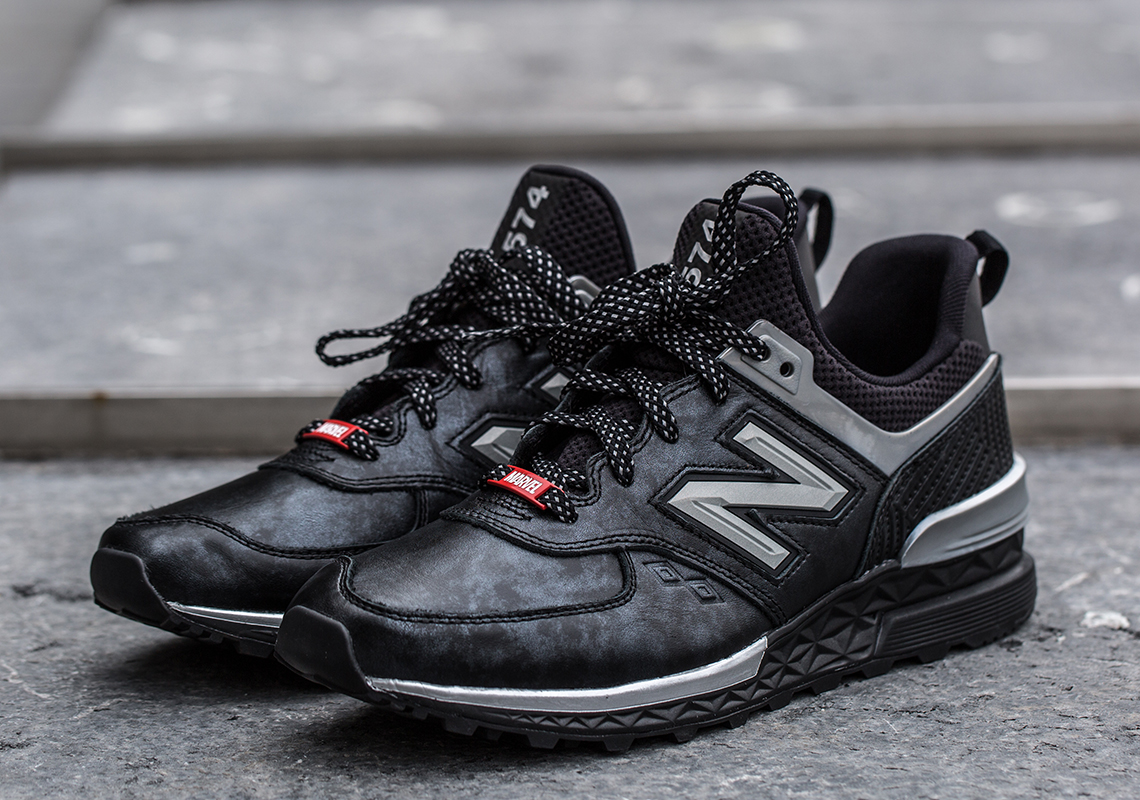new balance 574s collab