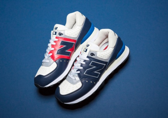 mita sneakers and WHIZ LIMITED Bring Back Their Starry Design On The New Balance 574