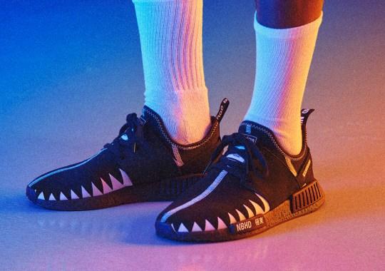 NEIGHBORHOOD And adidas Originals Unveil  Upcoming Collection