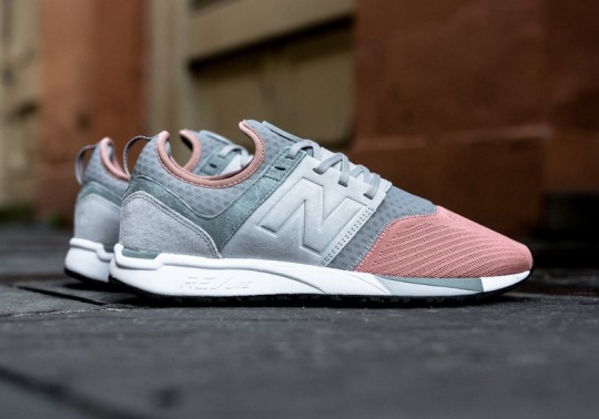 "The New Balance 247 Arrives In ""Candy Pink"""
