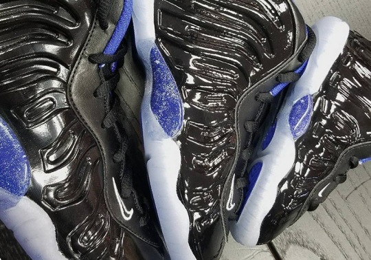 "Nike Air Foamposite One ""Space Jam"" Releasing in Youth Sizes"