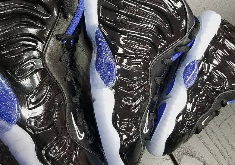 "cheaper fcc0e 4e07b ... Sierato  Nike Air Foamposite One ""Space Jam"" Releasing in Youth Sizes .  ..."