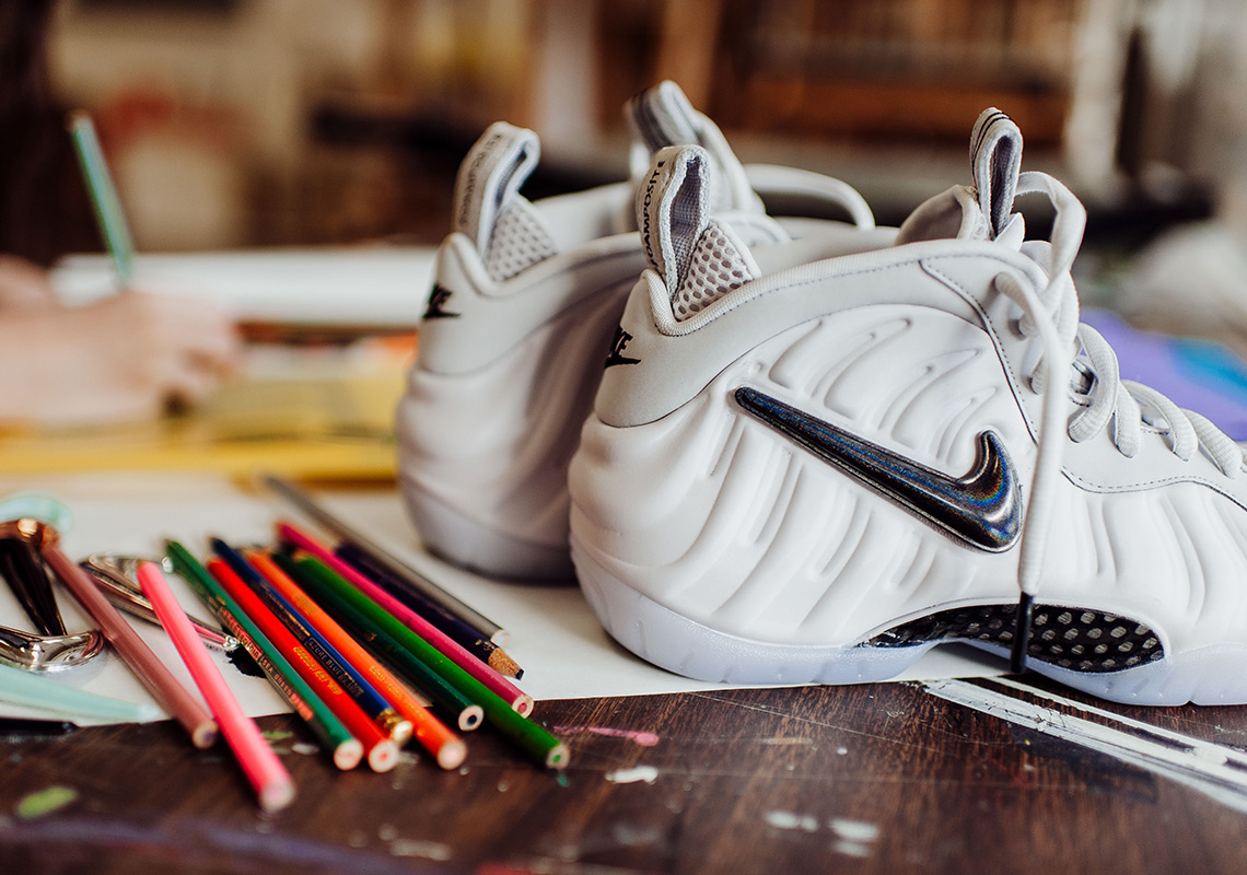 04f0b78baf369 NIke Air Foamposite Pro All-Star Interchangeable Swoosh ...