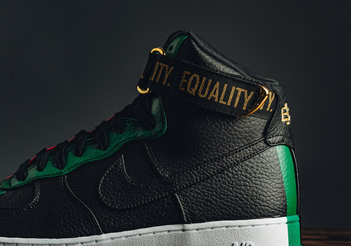 Air Force 1 Alta Black History Month fErAMgF