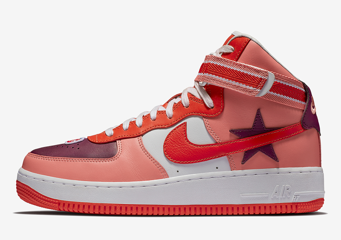 size 40 6fbca ff2e7 new style ricardo tisci x nike air force 1 high icarus release date  february 16 2018