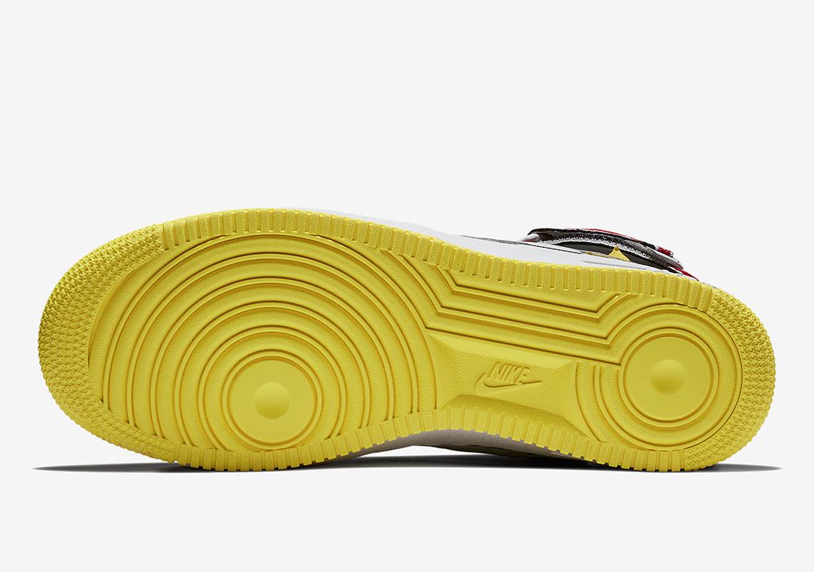 "premium selection 3f1dc 7a84b Ricardo Tisci x Nike Air Force 1 High ""Victorious Minotaur"" Release Date   February 16, 2018  220. Style Code  AQ3366-600"