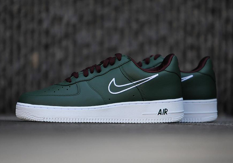 sale retailer 23c86 5ae5b Nike Air Force 1 Low Hong Kong 2018 Retro Release Info   SneakerNews.com