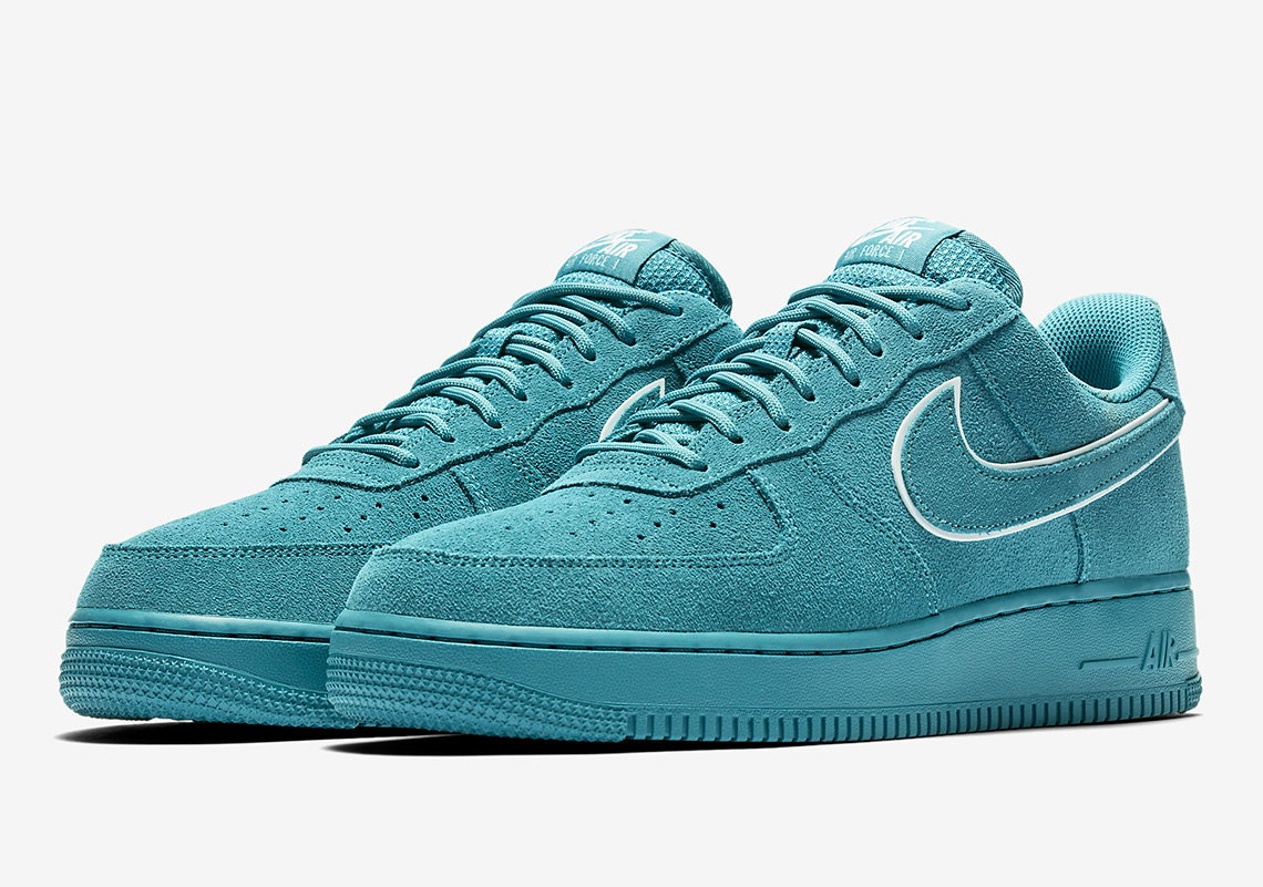 """newest a47b4 288a5 Update  The Nike Air Force 1 Low """"Suede"""" Pack is available on Nike.com."""