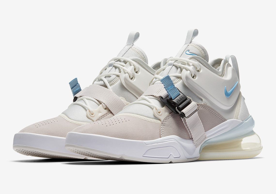 e63a6999038749 Nike Air Force 270 Phantom AH6772-003 Release Info