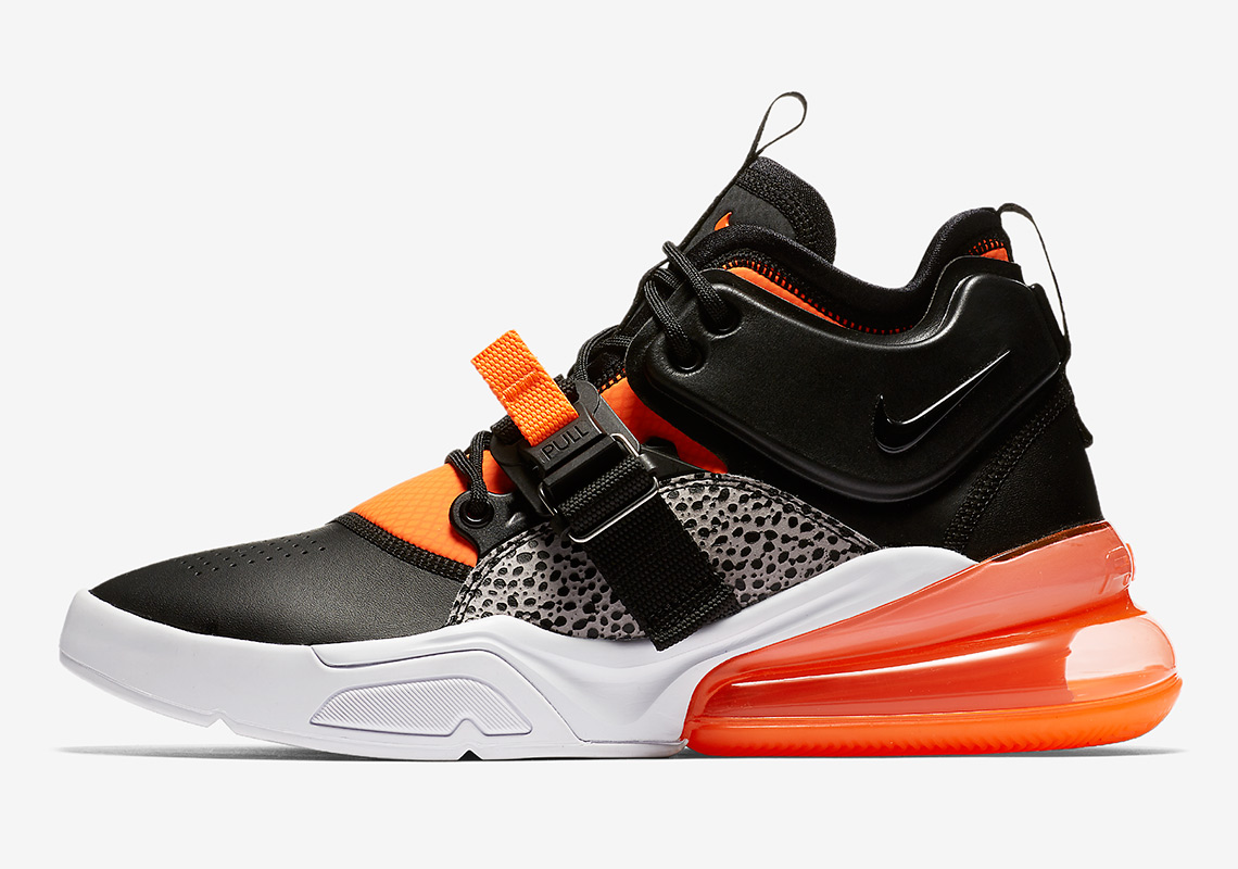 buy popular f7a7e 7ee2b Nike Air Force 270 Safari AH6772-004 Official Images   SneakerNews.com