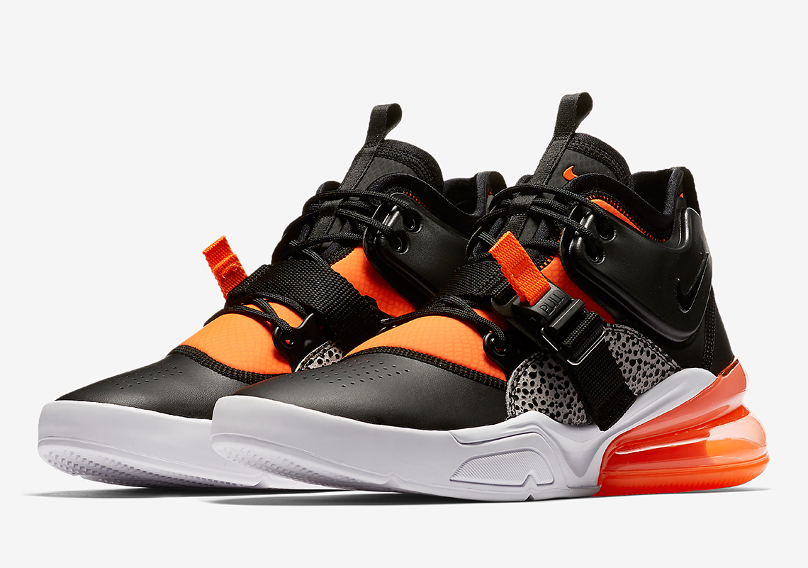 Official Images Of The Nike Air Force 270