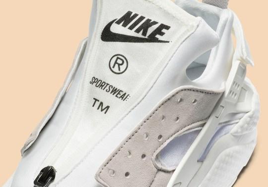 "A Customizable Nike Air Huarache ""All-Star"" Is Releasing Next Week"