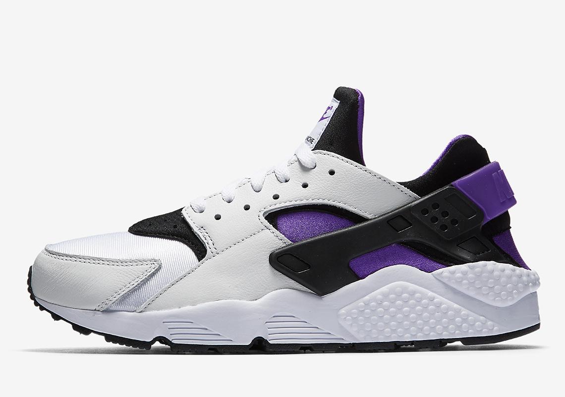 5dfd20bd7a92 Nike Air Huarache Purple Punch Coming Soon