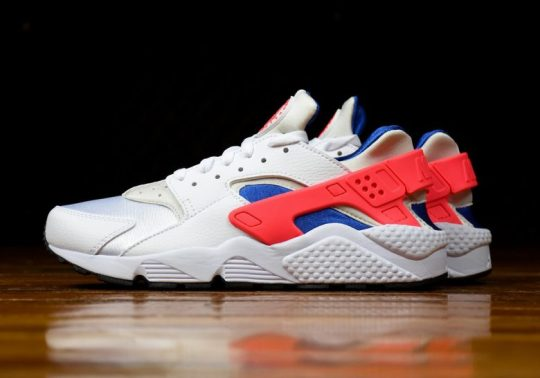 The Nike Air Huarache Gets Inspired By Its Fellow 1991 Classmate