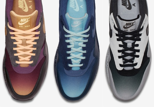 "The Nike Air Max 1 ""Fade"" Pack Is Available"