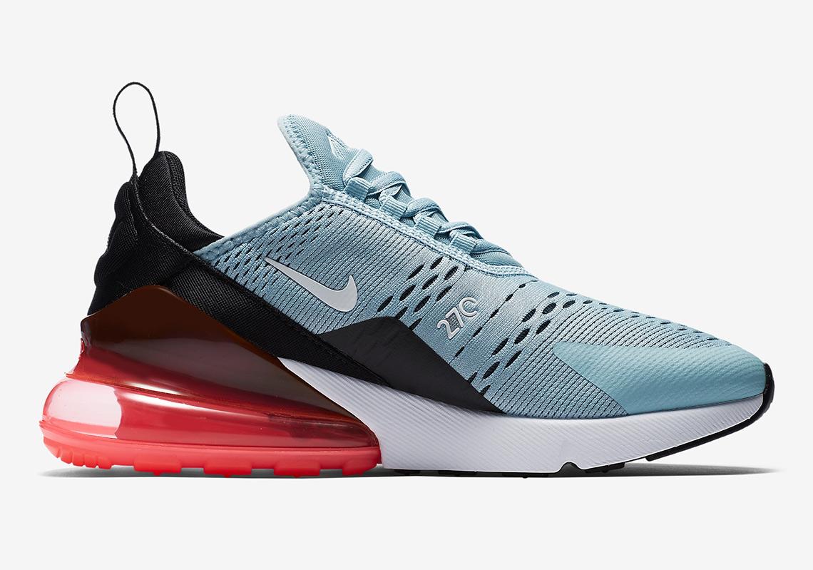 Nike Air Max 270 Femmes De Bonheur De L'océan 8fx5l