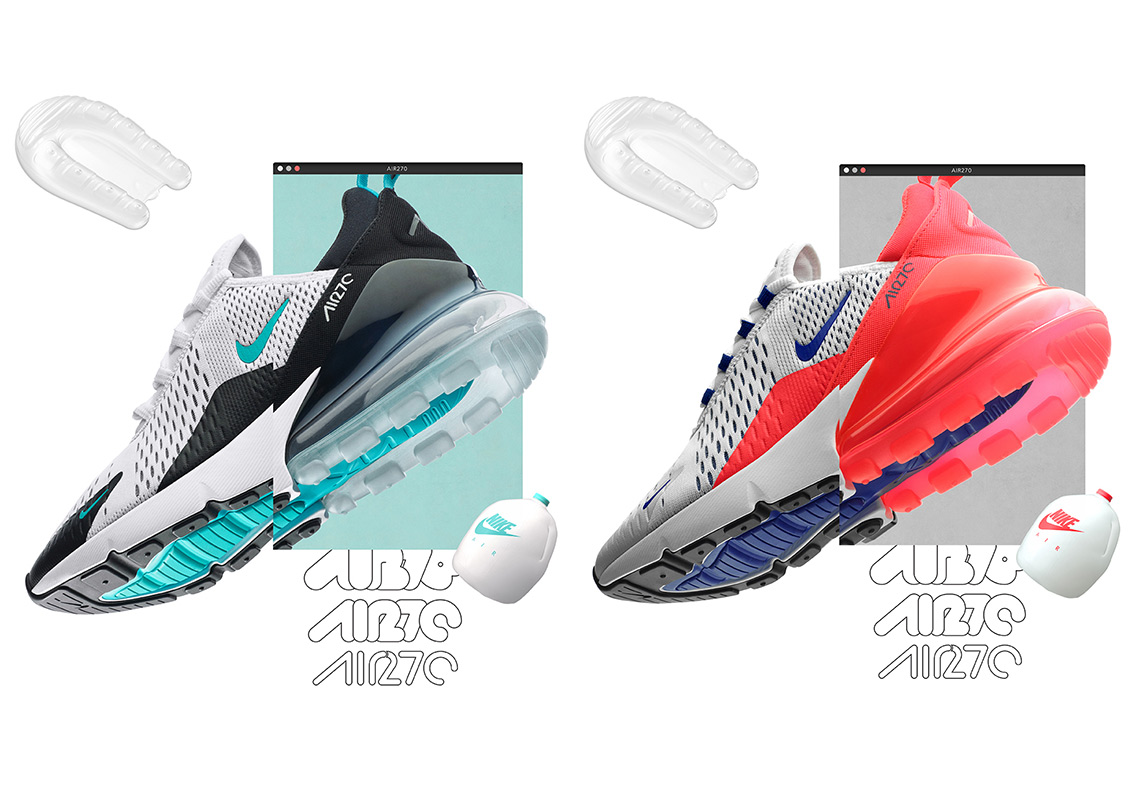 """the best attitude 6c610 a8901 Nike Air Max 270 """"OG Pack"""" Releases On March 22nd"""