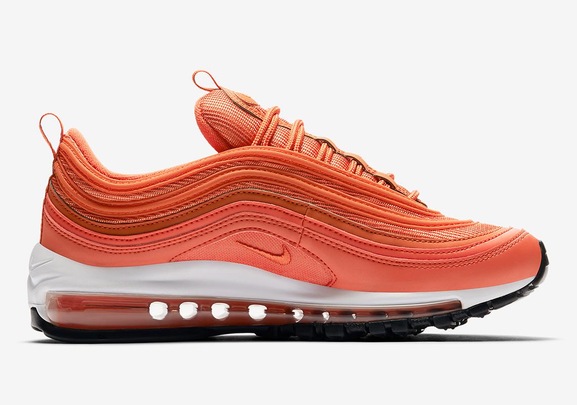 Nike Air Max 97 Orange 921733 800 Official Images