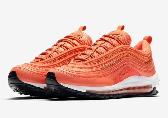 The Nike Air Max 97 Goes Full Orange