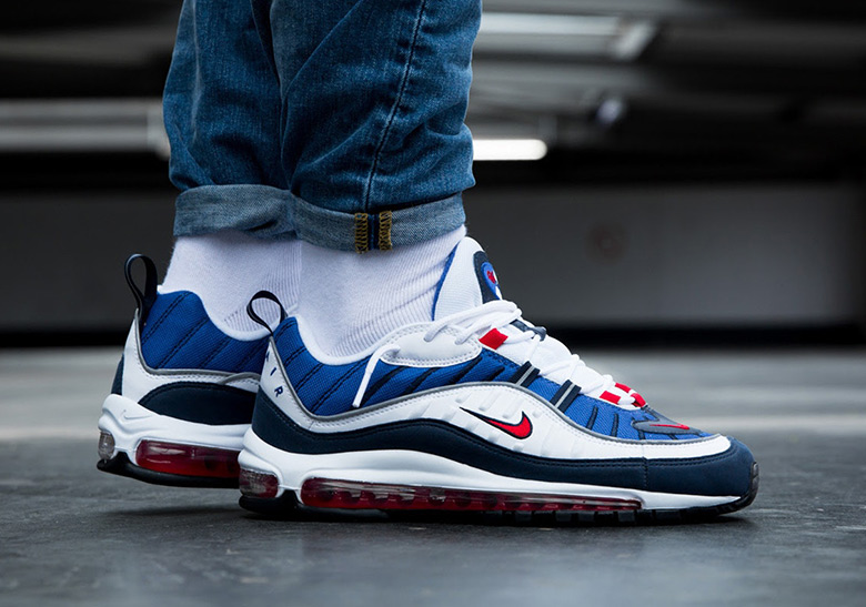 me quejo Punto Indígena  Nike Air Max 98 - Shoe History, Info, Photos | SneakerNews.com