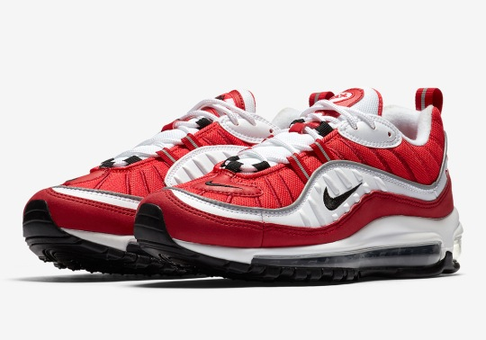 Are These Nike Air Max 98 Releases For Valentine's Day?