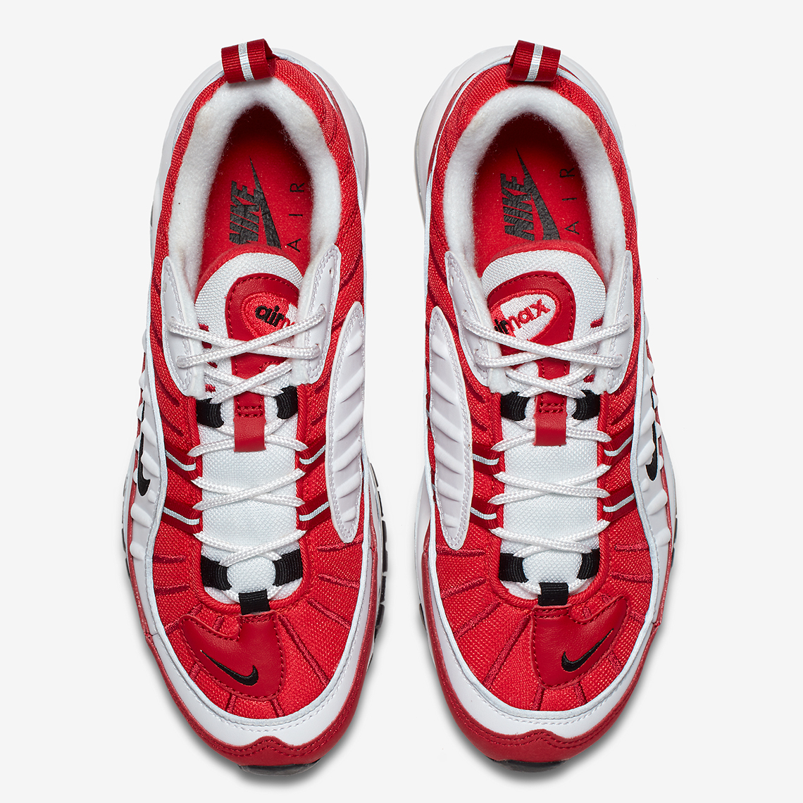 Nike Air Max 98 Valentines Day First Look AH6799 101