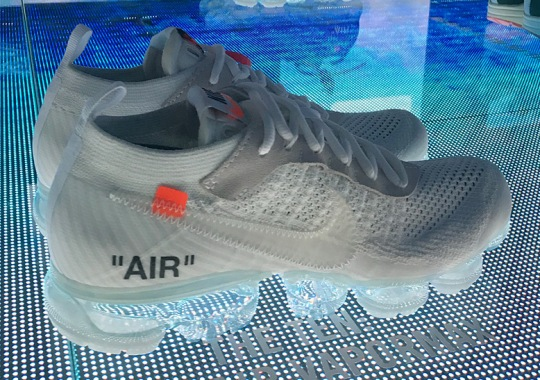 Nike Air Max Day Releases Previewed In Shanghai
