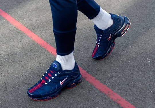 """Nike Air Max Plus """"French Derby"""" Pack"""
