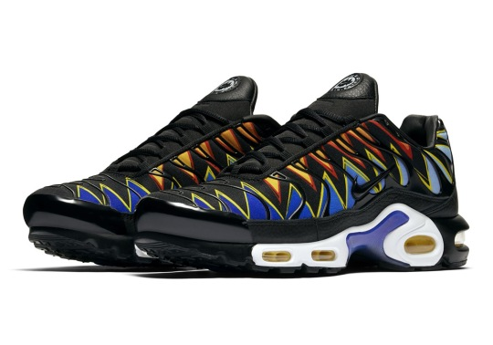 Nike Blends The Original Air Max Plus Colorways In A Questionable Way