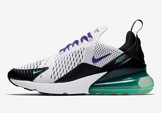 Another Original Air Max Colorway Appears On The Nike Air Max 270