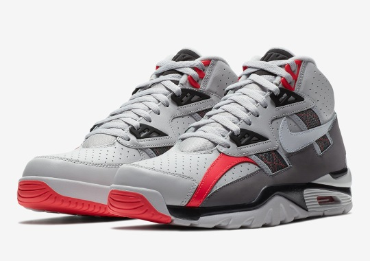 The Nike Air Trainer SC High Returns In New Colorways