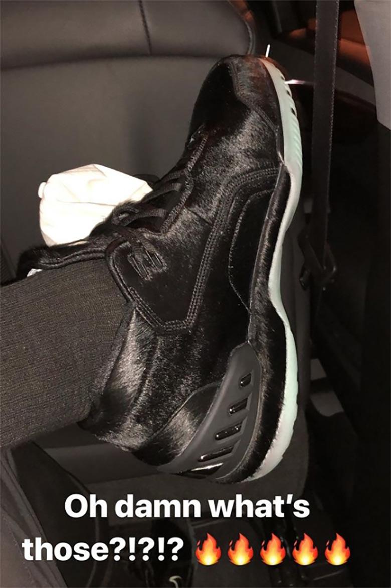 Nike Lebron 1 Zoom Generation Black Hair Lebron Zoom
