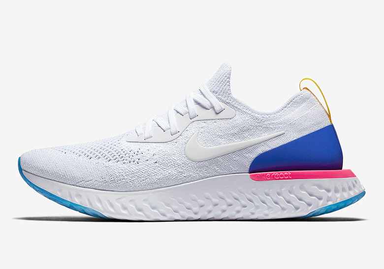 official photos 6c2bb a86de Update 3 1  Nikestore, Dicks Sporting Goods and Finishline restocked most  colorways of the Nike Epic React Flyknit.