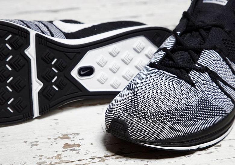 Nike Flyknit Entrenador Negro 2018 wSpXso
