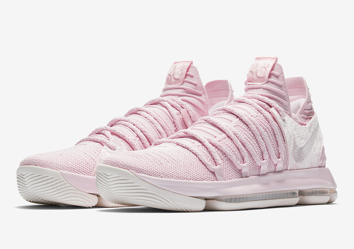 "The Nike KD 10 ""Aunt Pearl"" Has A Release Date"