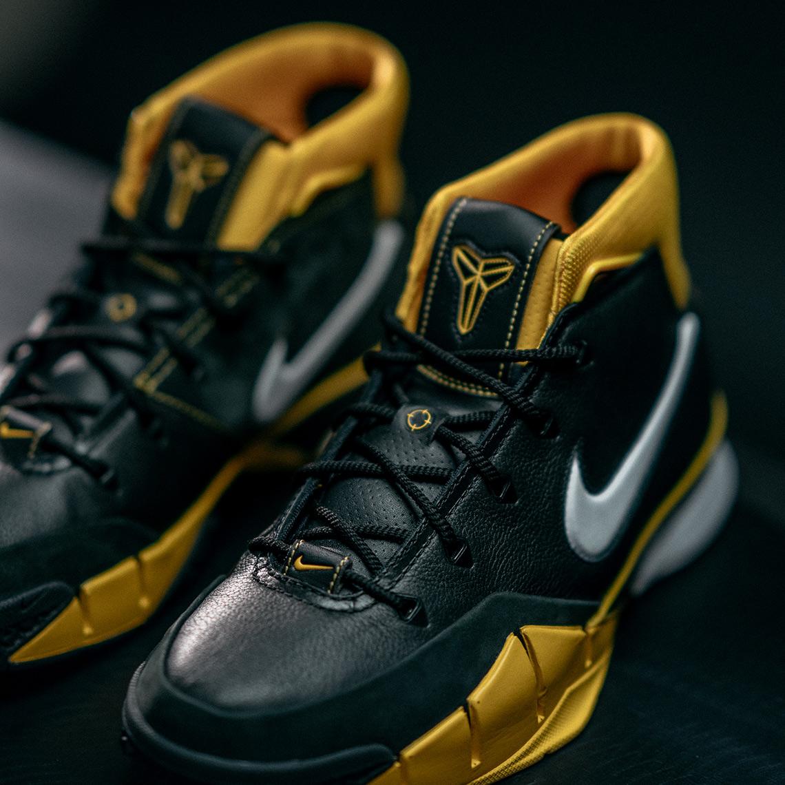 cb3c1601e3d Nike Zoom Kobe 1 Protro Release Date  February 17th