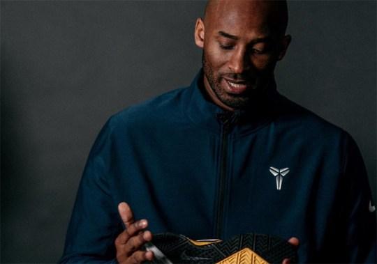 Kobe Bryant Teases Upcoming Nike Kobe Retro Line