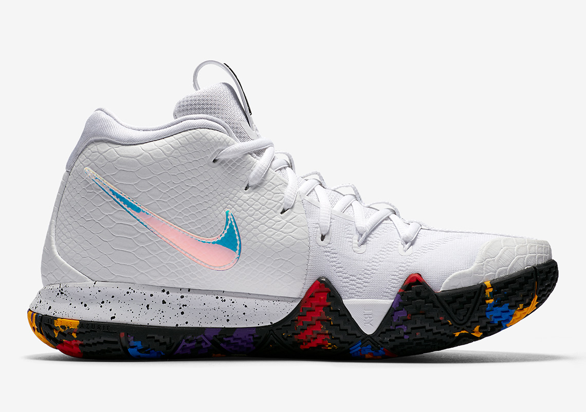 finest selection 94dc4 70462 Nike Kyrie 4