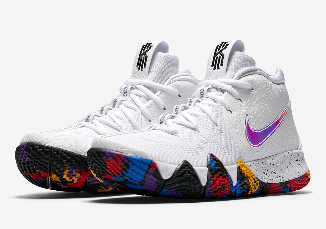 "Nike Kyrie 4 ""March Madness"" Release Info 