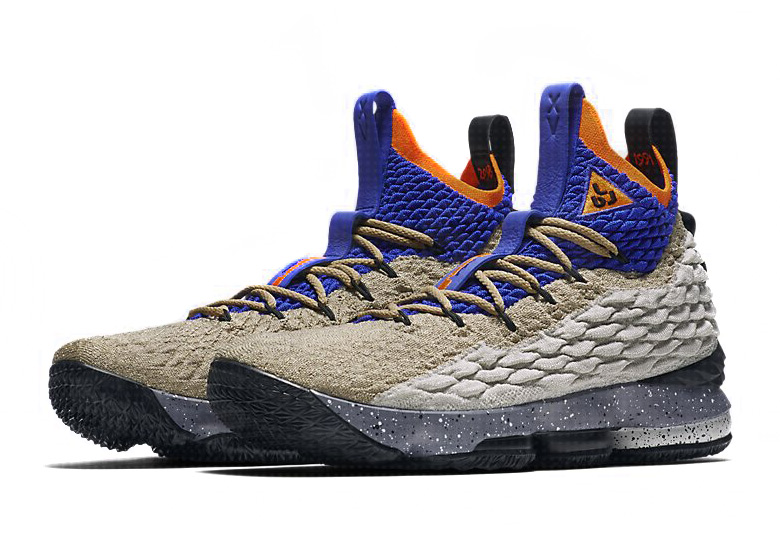 78d3a1c8499f3e A Nike LeBron 15 Inspired By The ACG Mowabb Is Next On LeBron Watch