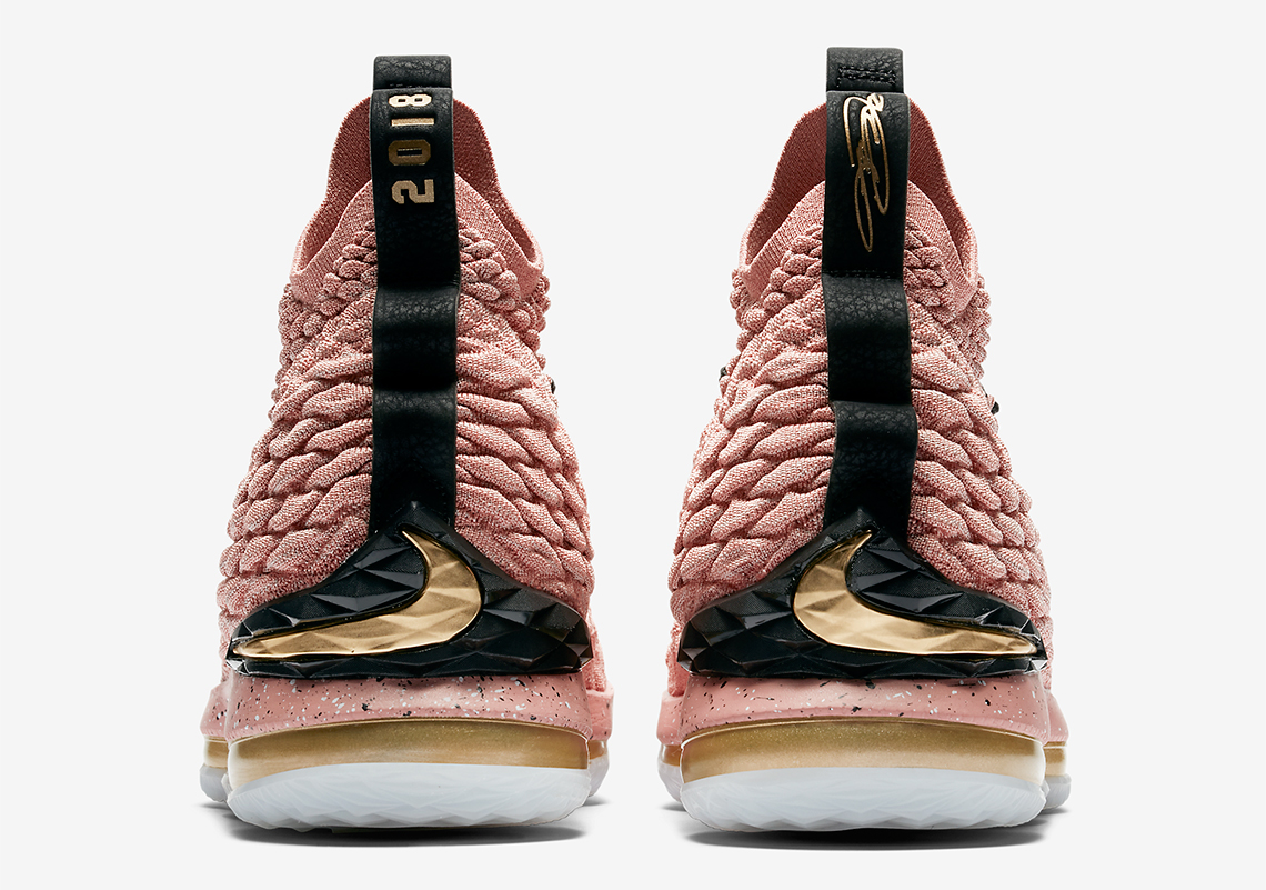 e77b2f8ffce Nike LeBron 15 Hollywood All-Star 897650-600